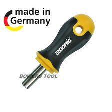 Felo Stubby Bit Holder Screwdriver Magnetic Tip Made in Germany Ergonic