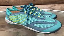 MERRELL Pace Glove Caribbean Sea Barefoot Running Shoes Women's Size 9