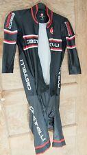 Castelli cyclo cross Sanremo speed suit skinsuit large