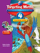 Targeting Maths Australia Curriculum Edition Year 4 Teaching Guide
