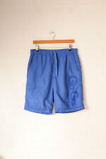 Vintage Gio-goi Shorts Baño Azul (W32)