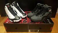 2008 Men's Nike Air Jordan Collezione 13/10 Rare DMP Countdown Pack Size 12