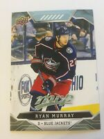 UPPER DECK 2019 - 2020 MVP RYAN MURRAY # 1 | 1 CARD