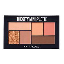 Maybelline The City Mini Eyeshadow Eye Shadow Palette Peach Gold 550 Cocoa City