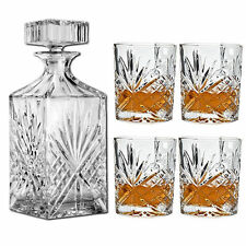 Spirit/Whiskey Glasses Collectable Decanters