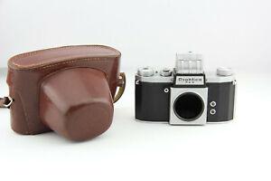 Praktica FX 2 analoge Spiegelreflexkamera mit M42 Mount defekt # 7375