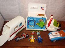 RARE Disney Agent Oso R. R. Rapide Command Center figure toy playset talks light
