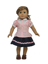 "New Handmade 18"" Doll Clothes Outfits fits 18'' American Girl"