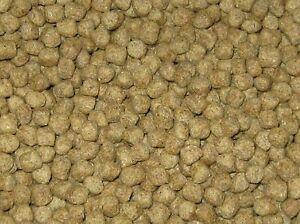 fish pellets floating cichlid koi gold pond food 1 lb  16oz   1/4in