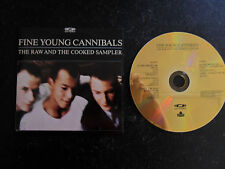 Fine Young Cannibals/The raw and the cooked sampler  4-Tr. 1988 CD Video/MCD