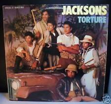 "JACKSONS / TORTURE- Special 12"" Dance Mix Single (1984)"