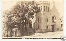 GRACE LUTHERAN CHURCH BERLIN WIS REAL PHOTO