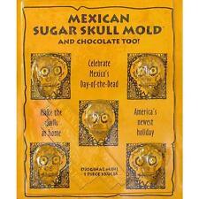 Original Mini Sugar Candy Skull Mold Dia de los Muertos Day of Dead Day of Dead