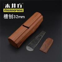 High quality Woodworking Tools luthier 32mm Mini Rosewood wood Round planes