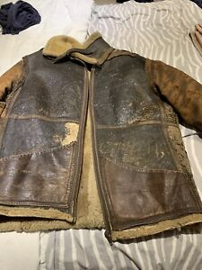 original ww2 flying jacket