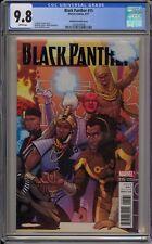 BLACK PANTHER #15 - MCKELVIE CONNECTING VARIANT - CGC 9.8 - 0324234038
