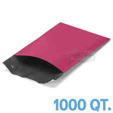 1000 75x105 Pink Poly Mailers Envelopes Bags 75 X 105 25mil The Boxery