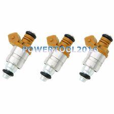 Set Of 3 pcs 96620255 Fuel Injector for Chevrolet Daewoo Matiz 0.8 1.0 96518620