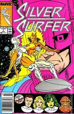 from Fantastic Four Comic Silver surfer Lot 1987 1-19 25 27 28 33 39 48 49 53 54