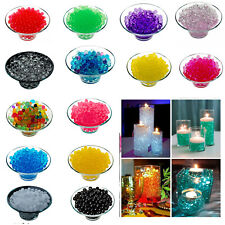 Soil Gel Water Beads Centerpieces Wedding Table Decoration Balls Vase Filler