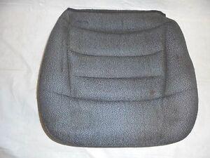 1994-1998 Mustang Front Bucket Seat Bottom - Gray Cloth - Passenger