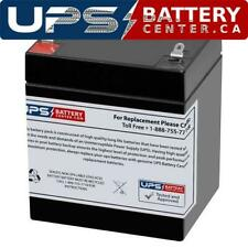 Portalac PE12V5 12V 4.5Ah UPS Battery This is an AJC Brand Replacement