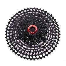 BOLANY MTB 12 Speed 11-52t Cassette Mountain Bike Ultralight 12S Freewheel Black