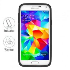 Artwizz SeeJacket Silicone Protective Case-H? Lle Cover Galaxy S5 black B-Ware