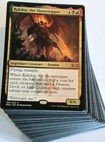 ***Custom Commander Deck*** Rakdos the Showstopper - Demons - EDH Magic Cards
