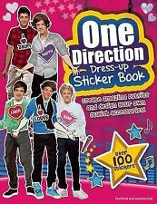 One Direction Dress-up Sticker Book, Sipi, Claire, Acceptable Book
