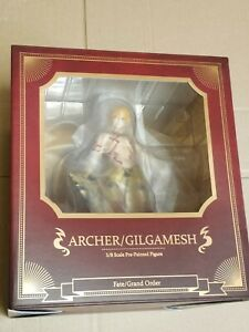 OFFICIAL FATE/GRAND ORDER ARCHER GILGAMESH 1/8 COMPLETE FIGURE - NEW SEALED