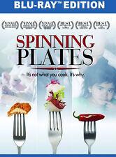 SPINNING PLATES (Thomas Keller) - BLU RAY - Region Free - Sealed