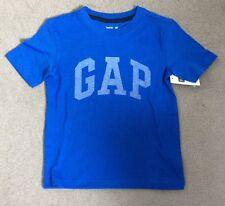 Gap Crew Neck Logo T-Shirts & Tops (2-16 Years) for Boys