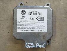 Airbagsteuergerät VW Golf 3 Passat 35i Steuergerät Airbag 6N0909603 VW2
