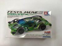 Tamiya Mini 4wd Festa Jaune L Green Special   Part#95485