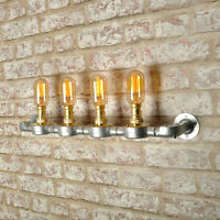 WILDER Wall Light. 20% VAT inc. Industrial Style 4 way Vintage CE MARKED