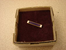 Original WW2 US Purple/White Veterans Lapel Pin in vintage Pasquale Co. Box