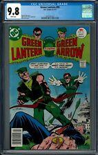 GREEN LANTERN #95 CGC 9.8 (6-7/77) DC comics white pages