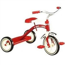 "New In Box Radio Flyer #34 Classic Steel Red 10"" Tricycle Steel Hot Sale!"