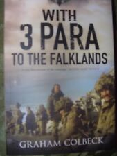 With 3 para to the Falklands by Graham Colbeck (2018, Paperback)