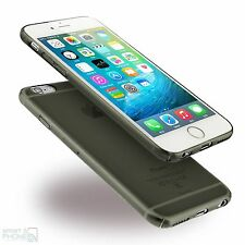 Ultra Slim Baseus TPU schwarz iPhone 6,6s Case Back Cover Hülle Schutz Handy