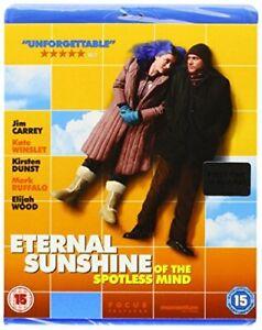 Eternal Sunshine of the Spotless Mind [Blu-ray] [DVD][Region 2]