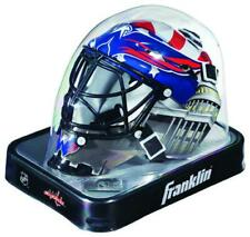 Washington Capitals Team Logo Mini Goalie Mask [NEW] Helmet Hockey Puck Plastic