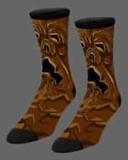 Evil Dead Necronomicon Socks