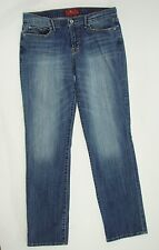 LUCKY BRAND Jeans Medium Wash Denim Straight Cut - Women's Size 12 / 31 - EUC!