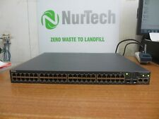 Dell PowerConnect 3448P 48 Port PoE Ethernet Network Switch w/ Power Supply