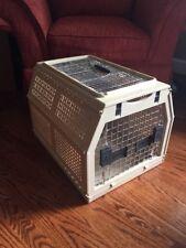 Nylabone Foldaway Dog Crate Travel Small Cat Pet 21 X 16 X 15 Folding Carrier