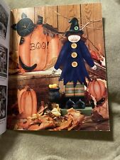 Holiday Pastimes by Sue Ann Thomason, Tole Painting Halloween Christmas