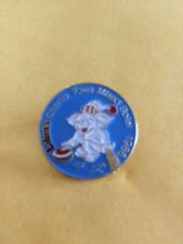 CURLING PIN LABATTS CHARLIE TOWN MIXED SPIEL 1986 P.E.I.