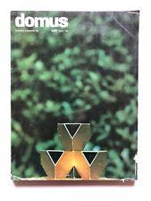 Domus 427 giugno 1965 Rivista Architettura Gio Ponti Le Corbusier Carlo Mollino